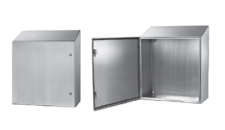 Concept Sloped Top Wall Mount Enclosures Type 4x