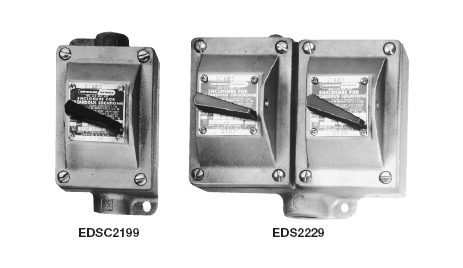 Eds Series Explosionproof Motor Starter Control Stations