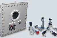 EJB Series Explosionproof Custom Built Control Panels