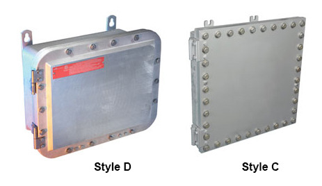 EJB Series Explosionproof Enclosures - Junction Boxes