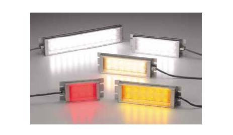 idec led machine lighting