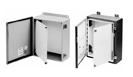Panels And Panel Accessories For Enclosures